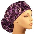 purple flames bandana hoofddoek bescherming