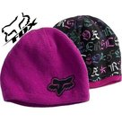 FOX-Girls-strike-up-Reversible-beanie