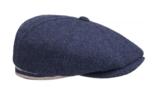 stetson hatteras wool blauw