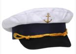 schipperspet kapiteinspet katoen