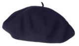 blauwe alpinopet baret