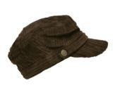 dames winter fleece bruin khaki