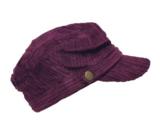 Prachtige gevoerde dames cadet cap rib stof van katoen in verschillende kleuren_