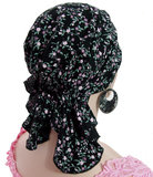 hoofddoekje hoofddoek zwart