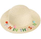 strohoedje vakantie hoed meisjes