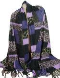 paars lila luipaard luipaardprint