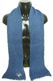 blauw blauwe sjawl sjaaltje