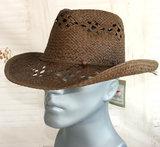 bruin herenhoed hoed