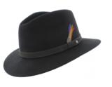 Stetson YUTAN hoed mooie wollen travelerhoed_