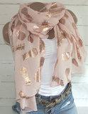hip trendy roze rose