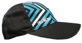 billabong teebs cap blauw zwart