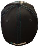 BILLABONG Teebs katoenen cap met dichte achterkant_