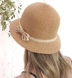 papierstro hoedje hoed