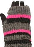 vingerloos vingerloze handschoenen gestreept