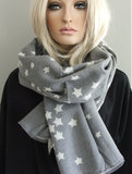 sjaal sjawl dames winter