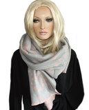 sjaal wintersjaal damessjaal