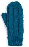 Fleece gevoerde gekleurde wanten in verschillende kleuren_