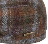 Prachtige Stetson Driver cap Wool Cashmere in warme kleuren_