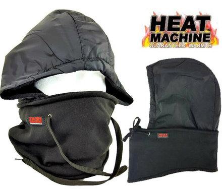 Bivakmuts wintermuts balaclava Heat Machine wind en waterdicht