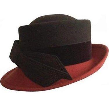 NAPOLI Terra Chique wollen hoed met Strik