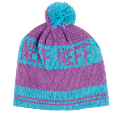 NEFF Classica Beanie purple