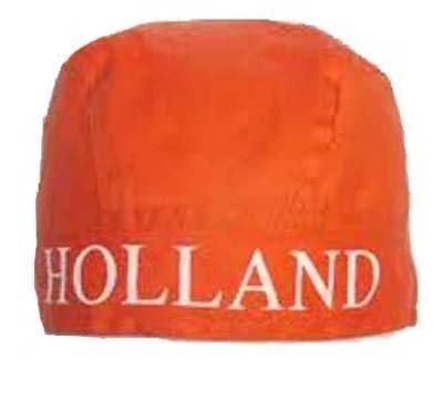 BANDANACAP Holland Oranje