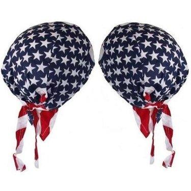 BANDANACAP USA Flag