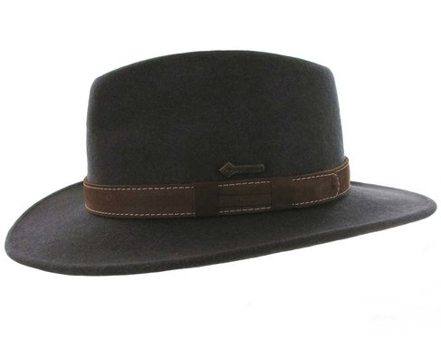 PAXTON Wollen herenhoed Outdoor Traveller hoed Waterafstotend