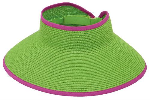 Opvouwbare zonneklep JUDE van Herman Headwear