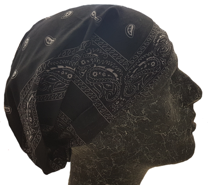 Hoofdband bandana Paisley sjaal hoofddoek multiunctioneel