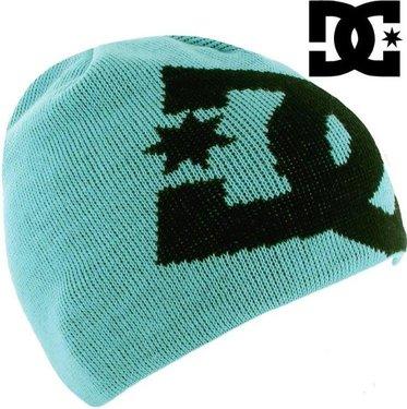 DC Big star beanie blauw