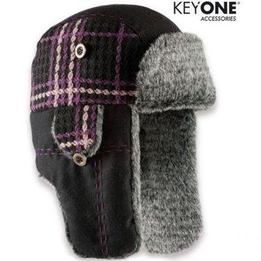 ANTELAO Stylishe wintermuts met oorwarmers