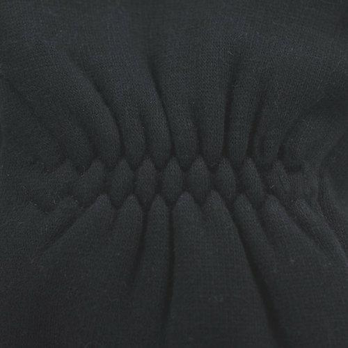 Dames handschoenen stretch maat L/XL kleur zwart