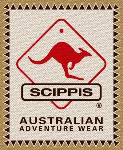 Scippis Buffalo mooie leren baseball pet in camel kleur