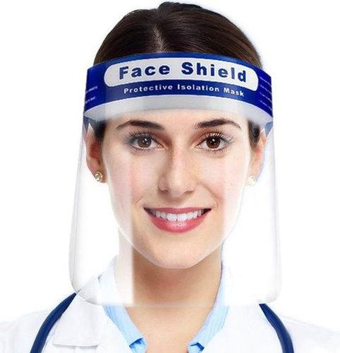 Lichtgewicht gezichtsmasker spatmasker gelaatsmasker