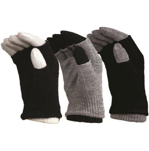 Bernardino korte handschoenen verschillende kleuren