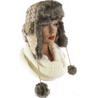 TROOPER ARGYLE Hippe wintermuts met Argyle ruit
