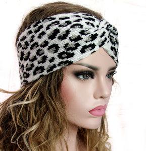 hoofdband haarband wit
