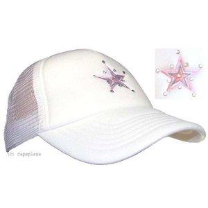 witte mesh cap