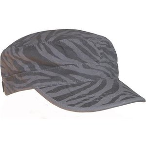 cadet cap kleur grijs jungle print