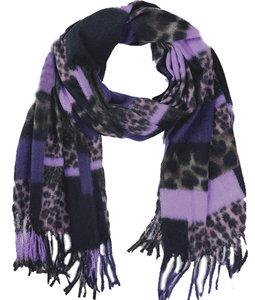 sjaal winter dames