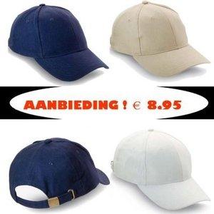 aanbieding baseball pet cap