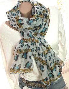 sjaal zomer damessjaal