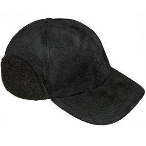 lumberjack zwart pet cap