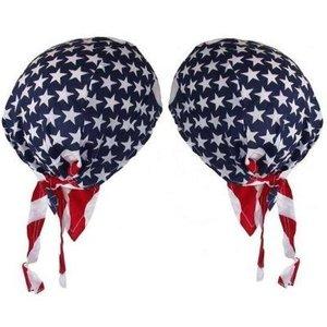 bandana usa amerikaanse vlag zandana