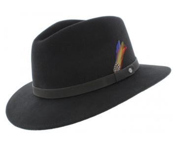 Stetson YUTAN hoed mooie wollen travelerhoed