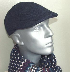 gatsby blauw winter zwart