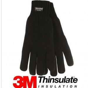 handschoenen zwart thinsulate