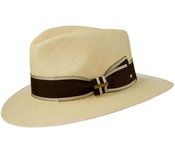stetson panama hoed strohoed