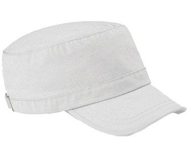 cadet cap wit zomerpet katoen katoenen